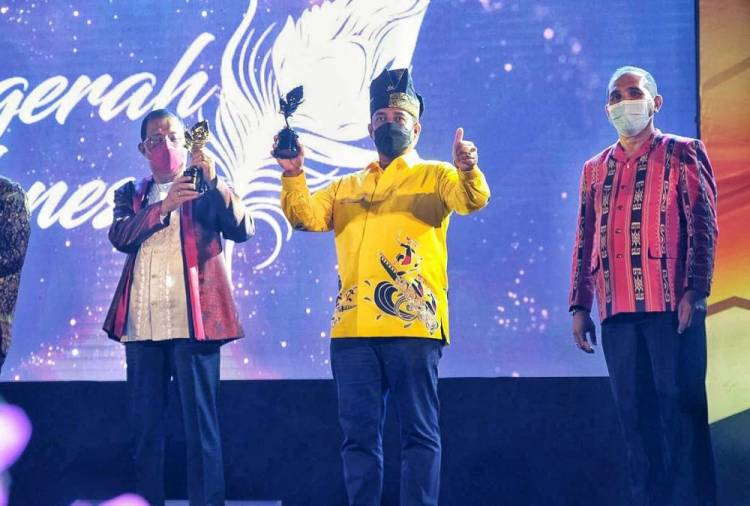 Riau Raih 6 Penghargaan Anugerah Pariwisata Indonesia 2020