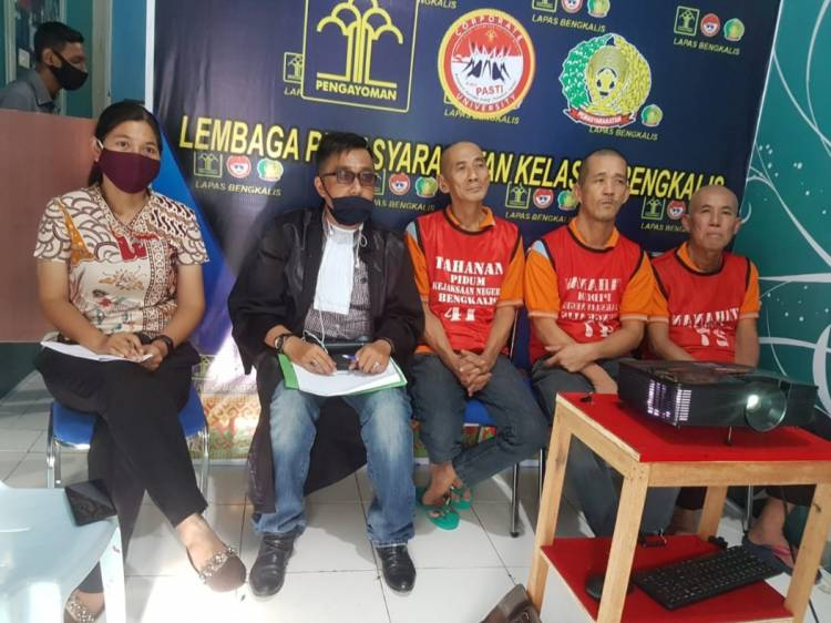 Pencurian Ikan di Bengkalis, Tiga Warga Malaysia Divonis Bebas