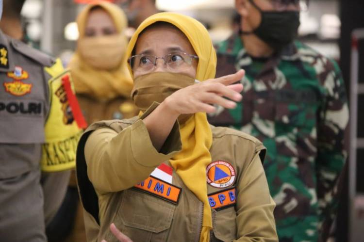 Berikut Sebaran Kasus Kematian Covid-19 di Riau