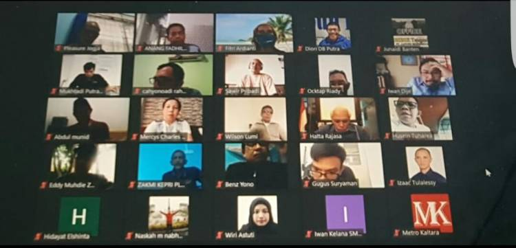 Menjadi Konstituen Dewan Pers SMSI Satukan Perusahaan Pers di Era Baru