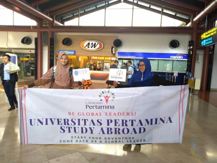 Internasionalisasi Lulusan, Universitas Pertamina Gandeng Universiti Teknologi Petronas