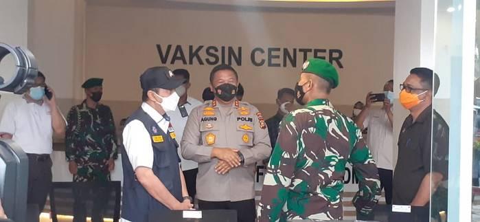 Hari Bhayangkara ke-75, Polda Riau Targetkan Vaksin 30.600 Warga