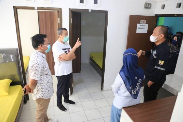 Gubernur Riau Siapkan 280 Kapasitas Isolasi Mandiri Pasien COVID-19 Gejala Ringan