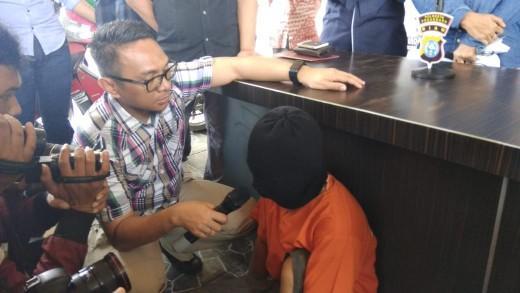 Siswi SD di Pekanbaru Diculik dan Digauli Pria Pengangguran