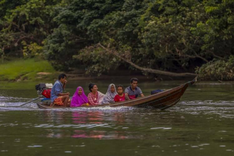 SM Rimbang Baling Kuansing Diusulkan Jadi Taman Nasional