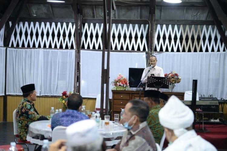 Sinergi Mampu Atasi Karhutla di Riau