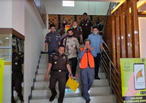 Permudah Proses Penyidikan, Jaksa Pekanbaru Tahan Direktur PT PER