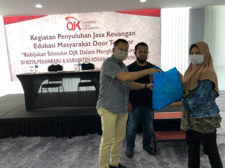 Beri Kelonggaran Kredit, OJK Dukung Ekonomi Masyarakat