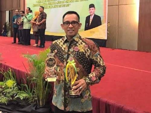 Kepemimpinan Hendri Sandra, Semester I 2020 Dumai Raup Investasi Rp7,9 Triliun