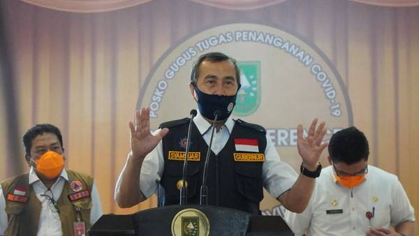 Gubri Wacanakan Tak Pakai Masker Bakal Kena Sanksi
