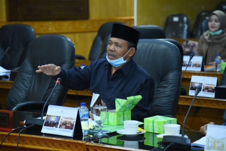 Pansus RTRW Bengkalis, H Arianto Harapkan Kontribusi Semua Pihak