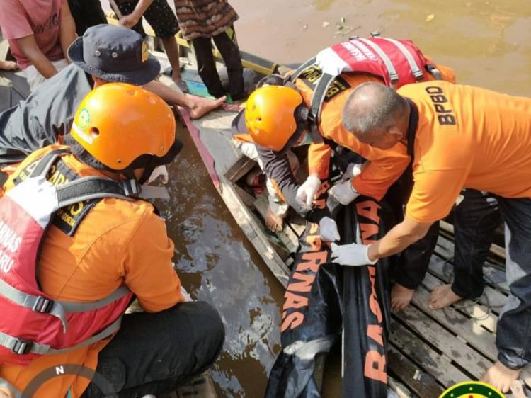 Tenggelam Saat Cari Ikan, Dua Nelayan Inhil Ditemukan Tewas