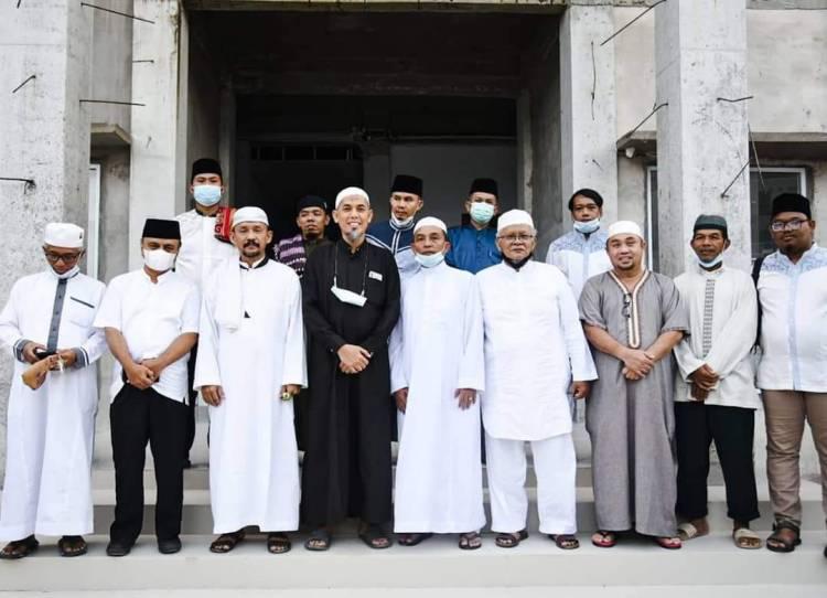 Walikota Dumai Ikuti Kegiatan Subuh Barokah di Masjid Muslimin