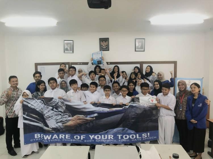 Warganet Dinilai Kurang Santun, Universitas Pertamina Edukasi Literasi Digital