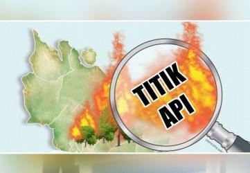 Siak Penghasil Titik Api Terbanyak di Riau