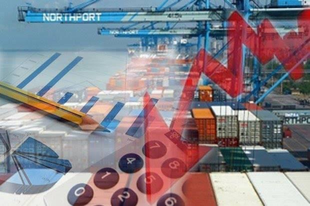 Impor Riau Turun 38,24 Persen