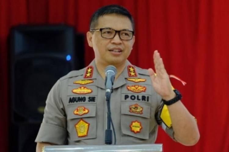 Polda Riau Tangkap Lima Terduga Teroris