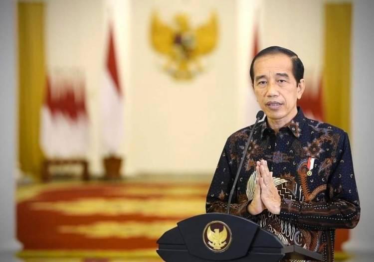 Presiden Jokowi: PPKM Level 4 Dilanjut Hingga 09 Agustus 2021