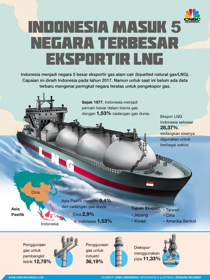 Pertamina Lepas Bisnis LNG ke PGN, Sudah Ikhlaskah?