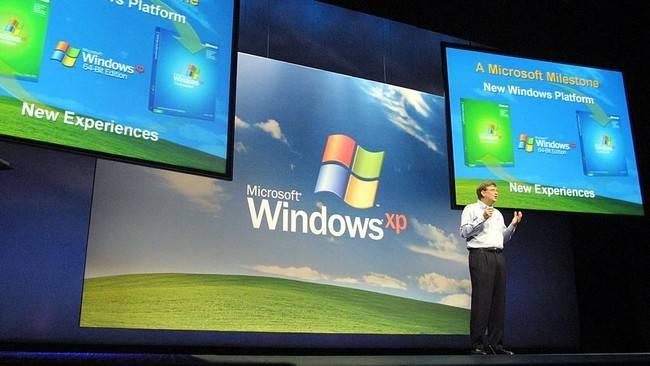 Source Code Windows XP Bocor di Internet