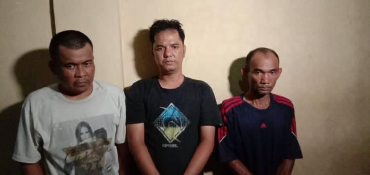Sindikat Pengganjal ATM Disikat Polisi Pekanbaru
