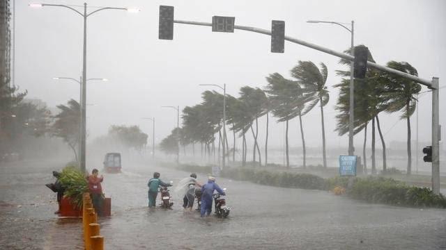 BMKG: Hujan Disertai Petir Mengguyur Wilayah Pesisir Timur Riau