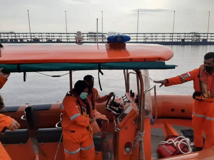 Basarnas Lakukan Pencarian Remaja Tenggelam di Sungai Dumai