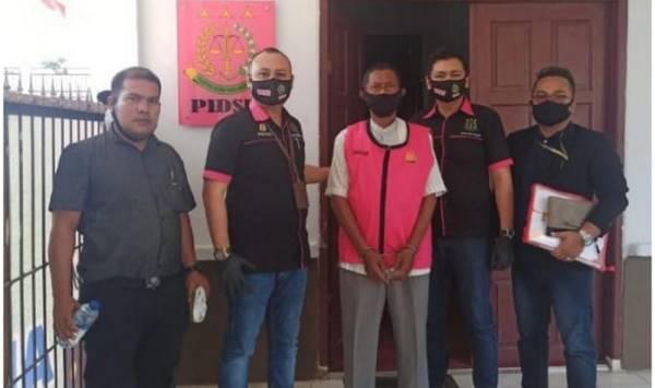Korupsi Dana Desa, Kejari Pelalawan Tahan Kades Sei Upih