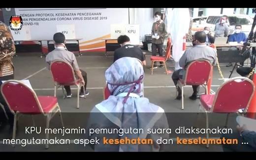KPU Tetapkan 293 Pemilih per-TPS di Pilkada Serentak Riau 2020