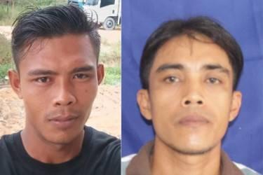 Polisi Sebarkan Wajah Dua DPO Pelaku Pembunuhan Supir Rental Travel di Siak