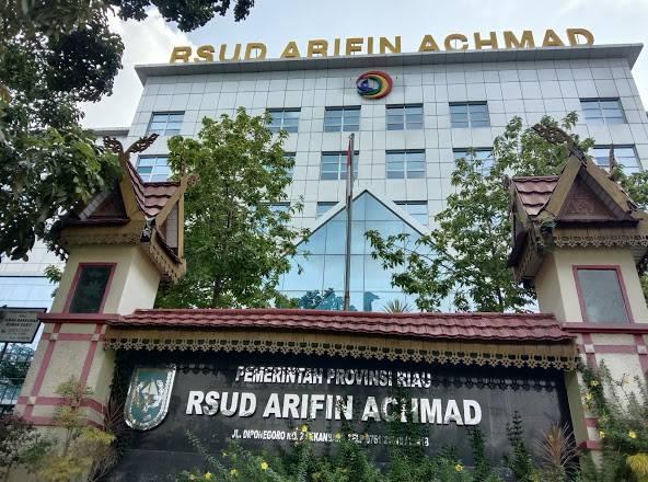 ASN Wafat Akibat Covid 19, Kali Ini Pegawai RSUD Arifin Achmad