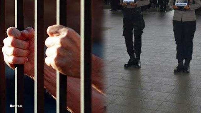 Bermodalkan Foto Polisi, Napi di Rohil Berhasil Menipu Wanita