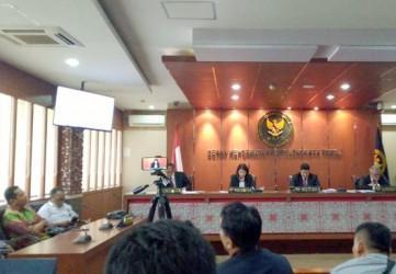 KPU Siak Dapat Sanksi Peringatan DKPP
