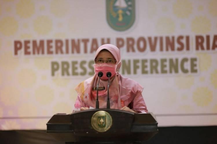Update Covid 19 di Riau: 342 Suspek Selesai Jalani Isolasi
