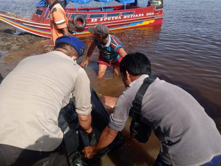 Nelayan Ditemukan Tewas Mengapung di Sungai Kampar