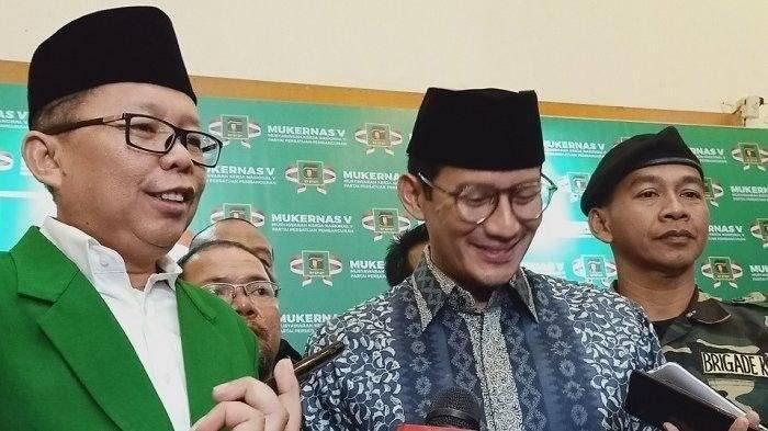 Jelang Muktamar IX PPP, Muncul Caketum dari Suharso, Khofifah Hingga Sandiaga Uno