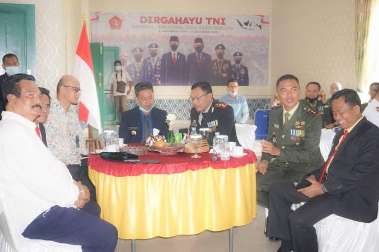 Bupati Rohil: TNI Semakin Jaya dan Dekat Dengan Masyarakat