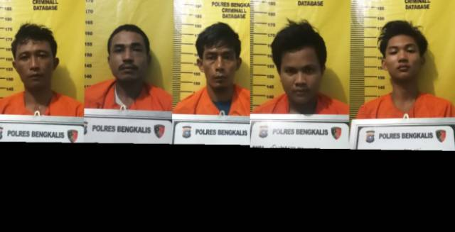 Belasan Paket Disita, Polisi Ringkus Bandar dan Pengguna Sabu di Bukit Kerikil
