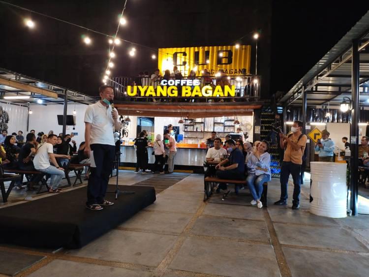 Bupati Rohil Buka Festival Lagu dan Tarung Pantun Melayu