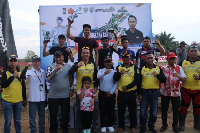 Bhayangkara Cup, Kapolres Dumai : Pembalap Terus Kembangkan Bakat dan Prestasinya