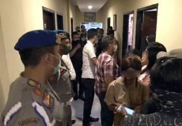 Polisi Angkut Wanita Malam di Penginapan Pekanbaru