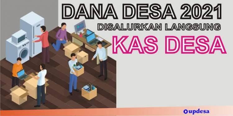 2021, Pemprov Riau Alokasikan Bankeu Rp 100 Juta Per Desa
