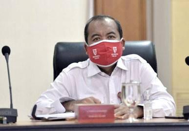 Tahun 2021, DIPA Riau Turun Rp400 Miliar Lebih