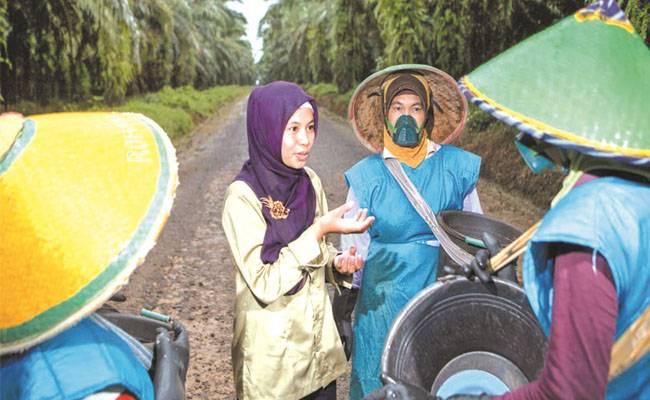 Industri Sawit Pastikan Hormati Pekerja Perempuan