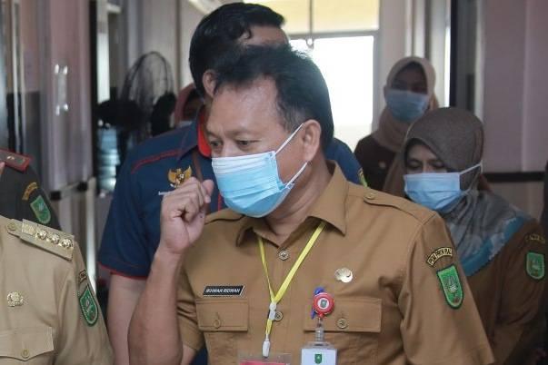 ASN Riau, 30 Orang Masih Jalani Isolasi