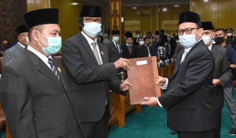 Tiga Anggota DPRD Bengkalis PAW dan Unsur Pimpinan Berganti