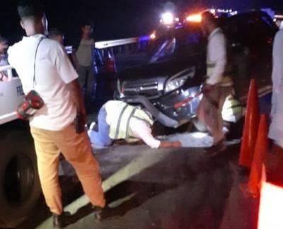 Dua Hari Beruntun, Kecelakaan Terjadi di Tol Pekanbaru - Dumai