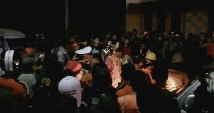 Wisma Terbakar di Inhil, 6 Orang Tewas Terpanggang