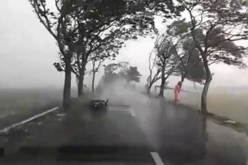BMKG Riau: Waspada Hujan Disertai Petir dan Angin Kencang