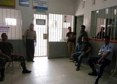 Sekdaprov Riau Ditahan di Ruang Isolasi Rutan Sialang Bungkuk